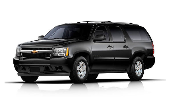 Chevy Suburban SUV - FalconValet. Chaurfered Services